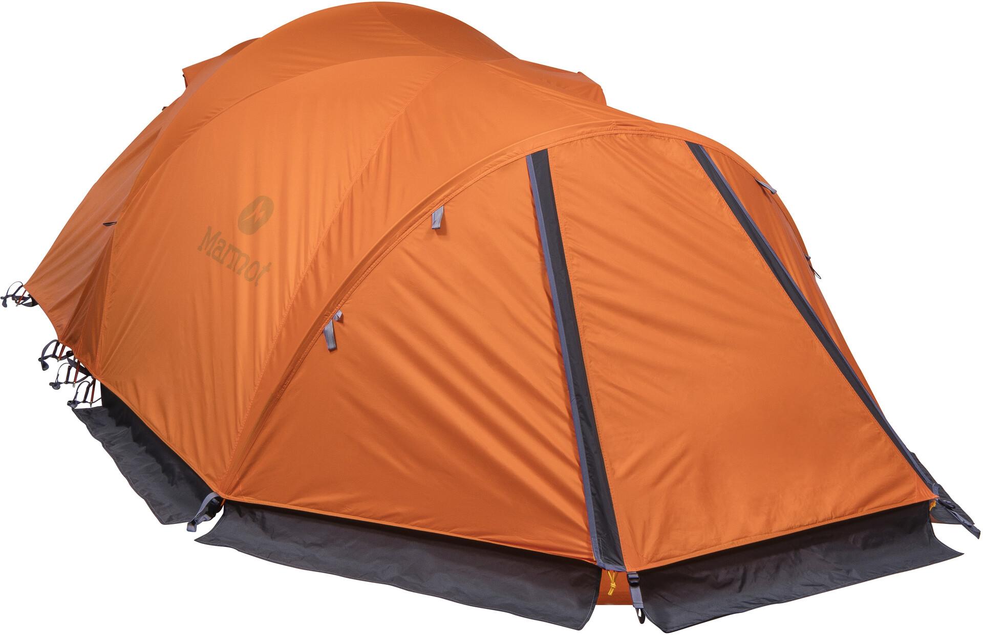 Hilleberg Saitaris Tent, red l Online outdoor shop Campz.nl